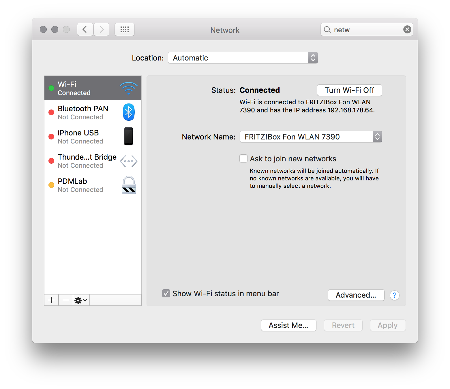 Accessing an HTTP API running on your MacBook in a Docker container