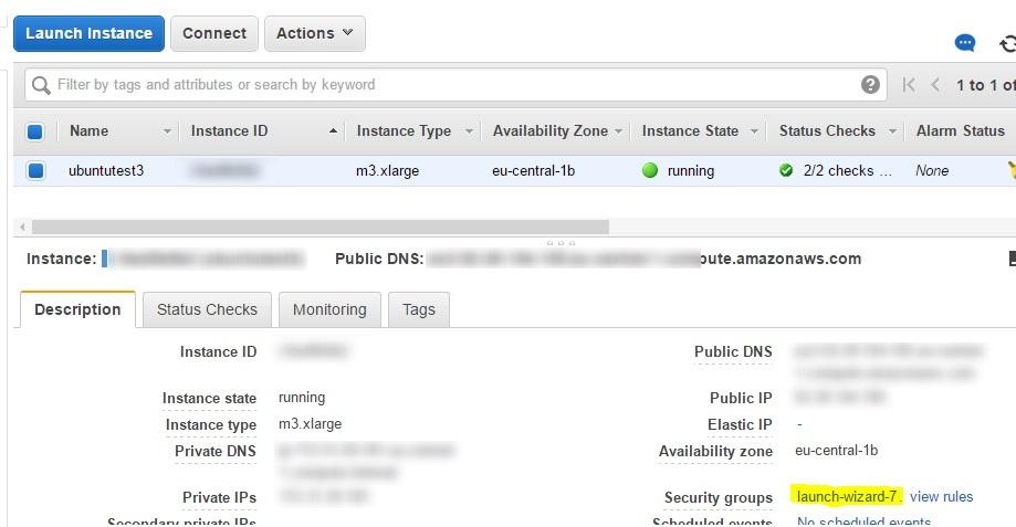 Deploying Ubuntu Mate Desktop as a developer environment in AWS EC2